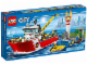 Original Box No: 60109  Name: Fire Boat