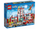 Original Box No: 60110  Name: Fire Station