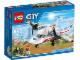 Original Box No: 60116  Name: Ambulance Plane