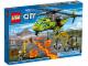Original Box No: 60123  Name: Volcano Supply Helicopter