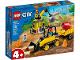 Original Box No: 60252  Name: Construction Bulldozer