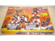 Original Box No: 6093  Name: Flying Ninja's Fortress