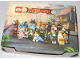 Original Box No: 6175016  Name: Minifigure, The LEGO Ninjago Movie (Box of 60)
