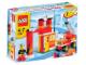 Original Box No: 6191  Name: Fire Fighter Building Set