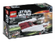 Original Box No: 6207  Name: A-wing Fighter
