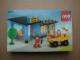 Original Box No: 6363  Name: Auto Service Station