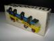 Original Box No: 647  Name: Lorry with Rails