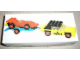 Original Box No: 650  Name: Car with Trailer and Racing Car