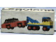 Original Box No: 651  Name: Tow Truck and Car