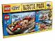 Original Box No: 66177  Name: City Rescue Pack (7238, 7890, 7944)