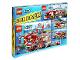 Original Box No: 66195  Name: City Super Pack (7238, 7239, 7241, 7942, 7945)