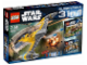 Original Box No: 66396  Name: Star Wars Super Pack 3 in 1 (7877, 7929, 7913)