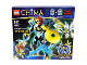 Original Box No: 66498  Name: Legends of Chima Super Pack 2 in 1 - Chi Hyper Laval (70200, 70201)