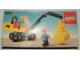 Original Box No: 6678  Name: Pneumatic Crane