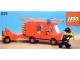 Original Box No: 672  Name: Fire Engine