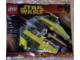 Original Box No: 6966  Name: Jedi Starfighter - Mini polybag
