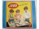 Original Box No: 700.4  Name: Gift Package (Lego Mursten)