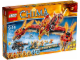 Original Box No: 70146  Name: Flying Phoenix Fire Temple
