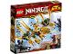 Original Box No: 70666  Name: The Golden Dragon