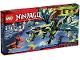 Original Box No: 70736  Name: Attack of the Morro Dragon