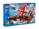 Original Box No: 7075  Name: Captain Redbeard's Pirate Ship