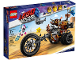Original Box No: 70834  Name: MetalBeard's Heavy Metal Motor Trike!