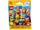 Original Box No: 71009  Name: Minifigure, The Simpsons, Series 2 (Complete Random Set of 1 Minifigure)