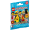 Original Box No: 71018  Name: Minifigure, Series 17 (Complete Random Set of 1 Minifigure)