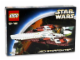 Original Box No: 7143  Name: Jedi Starfighter