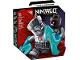 Original Box No: 71731  Name: Epic Battle Set - Zane vs Nindroid