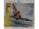 Original Box No: 7209  Name: Pteranodon polybag