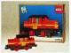 Original Box No: 723  Name: Diesel Locomotive with DB Sticker