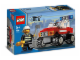 Original Box No: 7241  Name: Fire Car