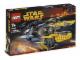 Original Box No: 7256  Name: Jedi Starfighter & Vulture Droid