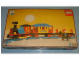 Original Box No: 726  Name: 12V Western Train with 2 Wagons and Cowboys