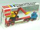 Original Box No: 730  Name: Steam Shovel with Carrier