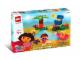 Original Box No: 7330  Name: Dora's Treasure Island