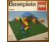 Original Box No: 745  Name: Baseplate, Green