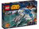Original Box No: 75042  Name: Droid Gunship
