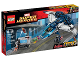 Original Box No: 76032  Name: The Avengers Quinjet City Chase