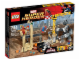 Original Box No: 76037  Name: Rhino and Sandman Super Villain Team-up
