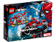 Original Box No: 76113  Name: Spider-Man Bike Rescue
