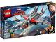 Original Box No: 76127  Name: Captain Marvel and The Skrull Attack