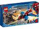 Original Box No: 76150  Name: Spiderjet vs. Venom Mech