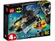 Original Box No: 76158  Name: Batboat The Penguin Pursuit!