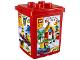 Original Box No: 7616  Name: Basic Red Bucket