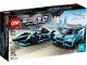 Original Box No: 76898  Name: Formula E Panasonic Jaguar Racing GEN2 Car & Jaguar I-PACE eTROPHY