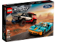 Original Box No: 76905  Name: Ford GT Heritage Edition and Bronco R