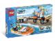 Original Box No: 7726  Name: Coast Guard Truck with Speed Boat