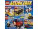 Original Box No: 78579  Name: Action Pack (Target Exclusive)